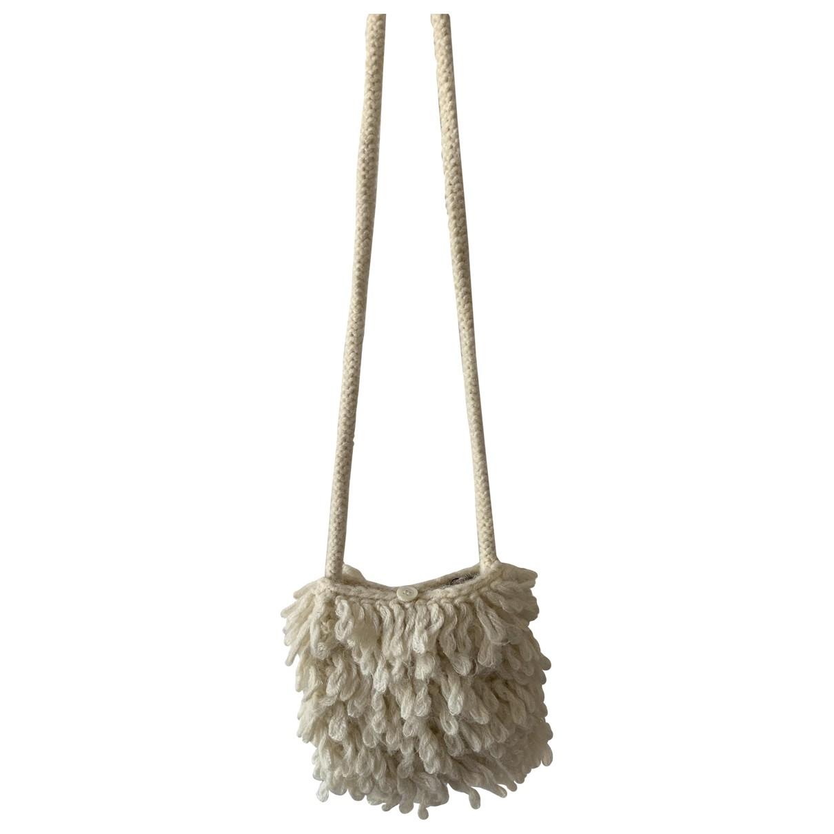 Bonpoint \N Beige Wool bag & Pencil cases for Kids \N