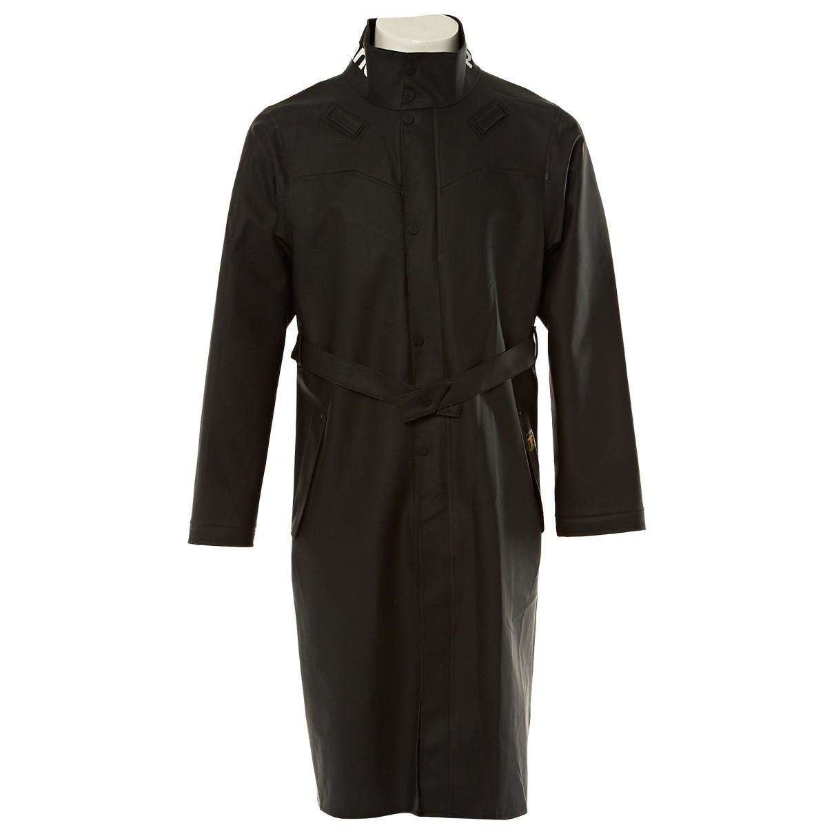 Paco Rabanne \N Black coat  for Men L International