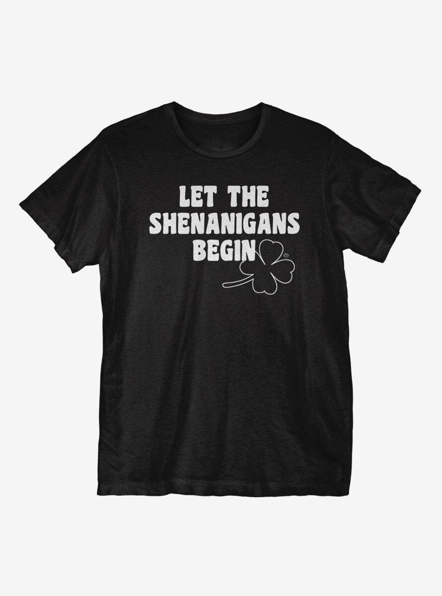 St. Patrick's Day Shenanigans T-Shirt