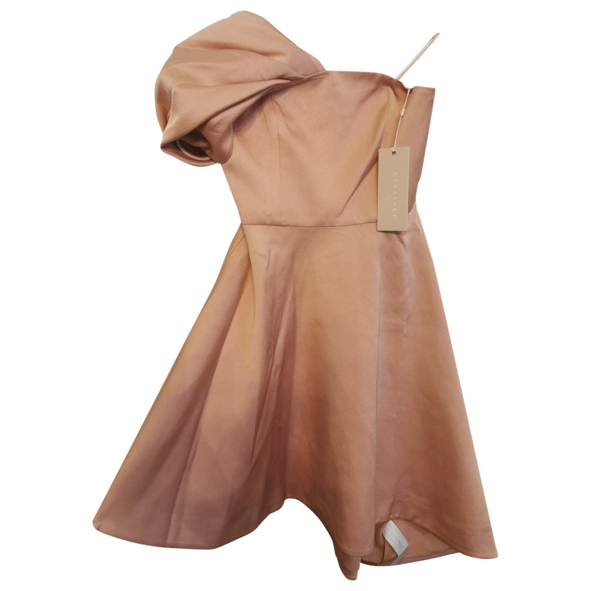 Keepsake The Label \N Kleid in  Beige Polyester