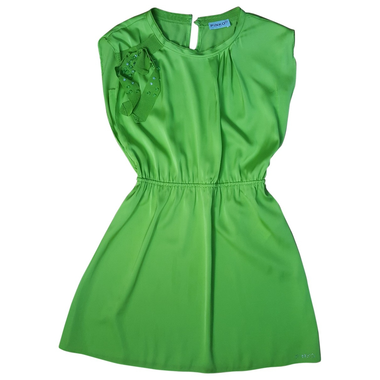 Pinko \N Green dress for Kids 10 years - up to 142cm FR