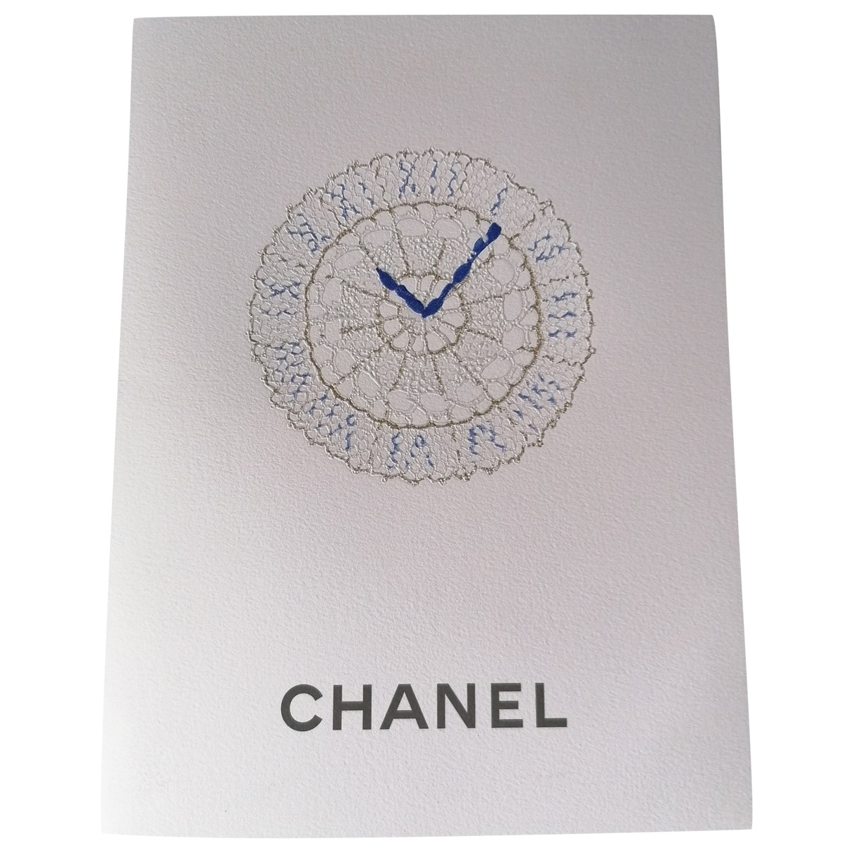 Chanel \N Mode in  Weiss Baumwolle