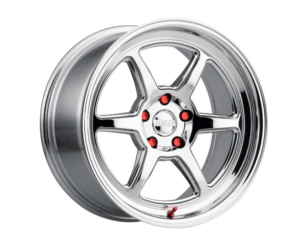 Kansei Roku Wheel 18x9 5x114.3 22mm Chrome