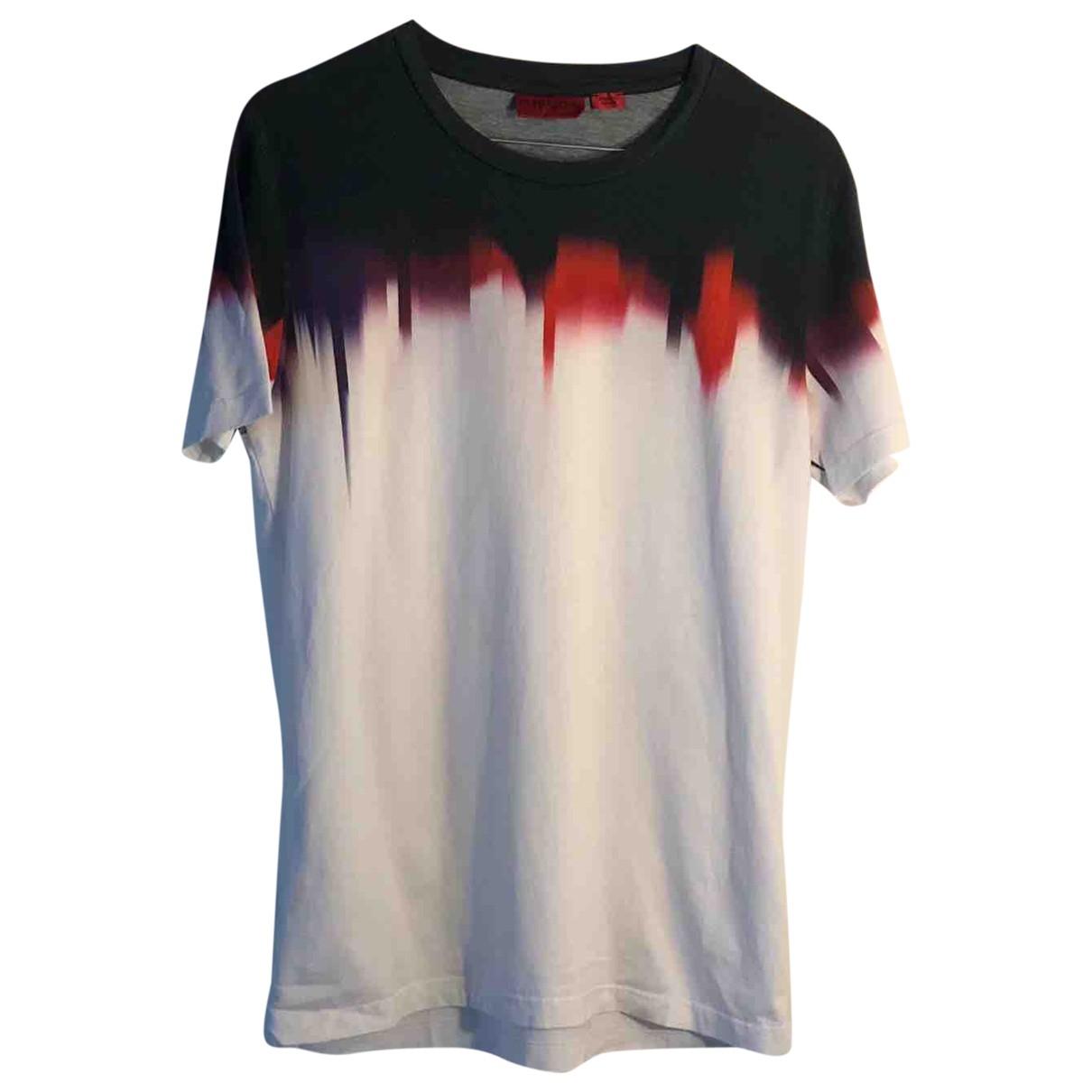 Hugo Boss \N White Cotton T-shirts for Men S International