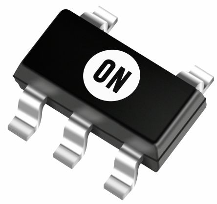 ON Semiconductor MC74VHC1GT32P5T5G 2-Input OR Logic Gate, 5-Pin SOT (8000)