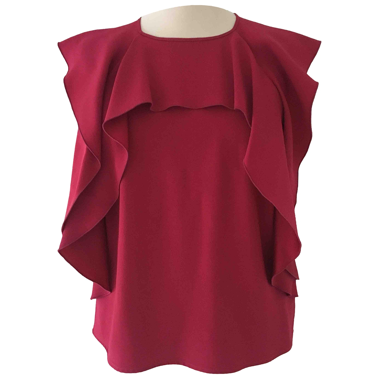 Red Valentino Garavani \N Pink  top for Women 36 FR