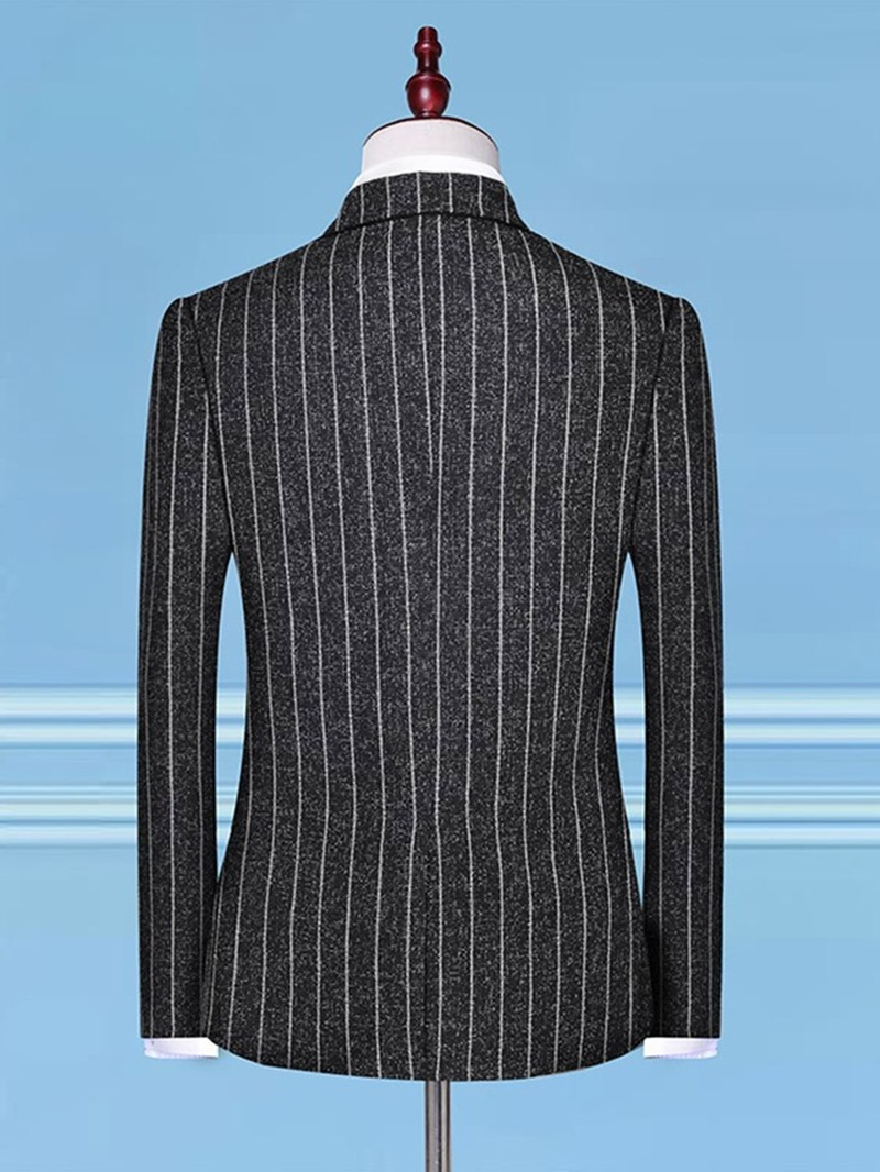 Ericdress Button One Button Fashion Mens Dress Suit