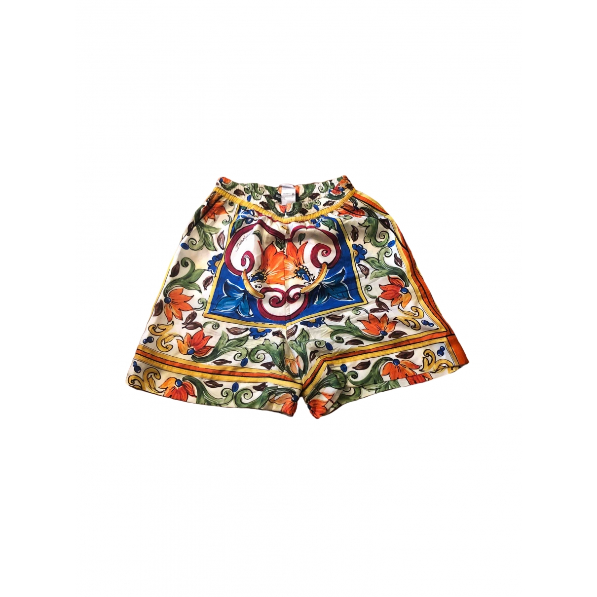 Bermudas de Seda Dolce & Gabbana