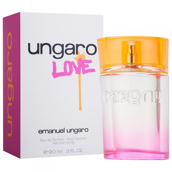 Ungaro Love - Emanuel Ungaro Eau de Parfum Spray 90 ML