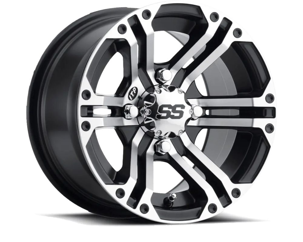ITP 1228368404B SS212 Wheel 12x7 4x137 5+2 Machined