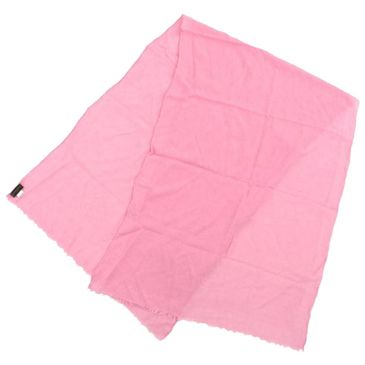 Louis Vuitton N Pink scarf for Women N