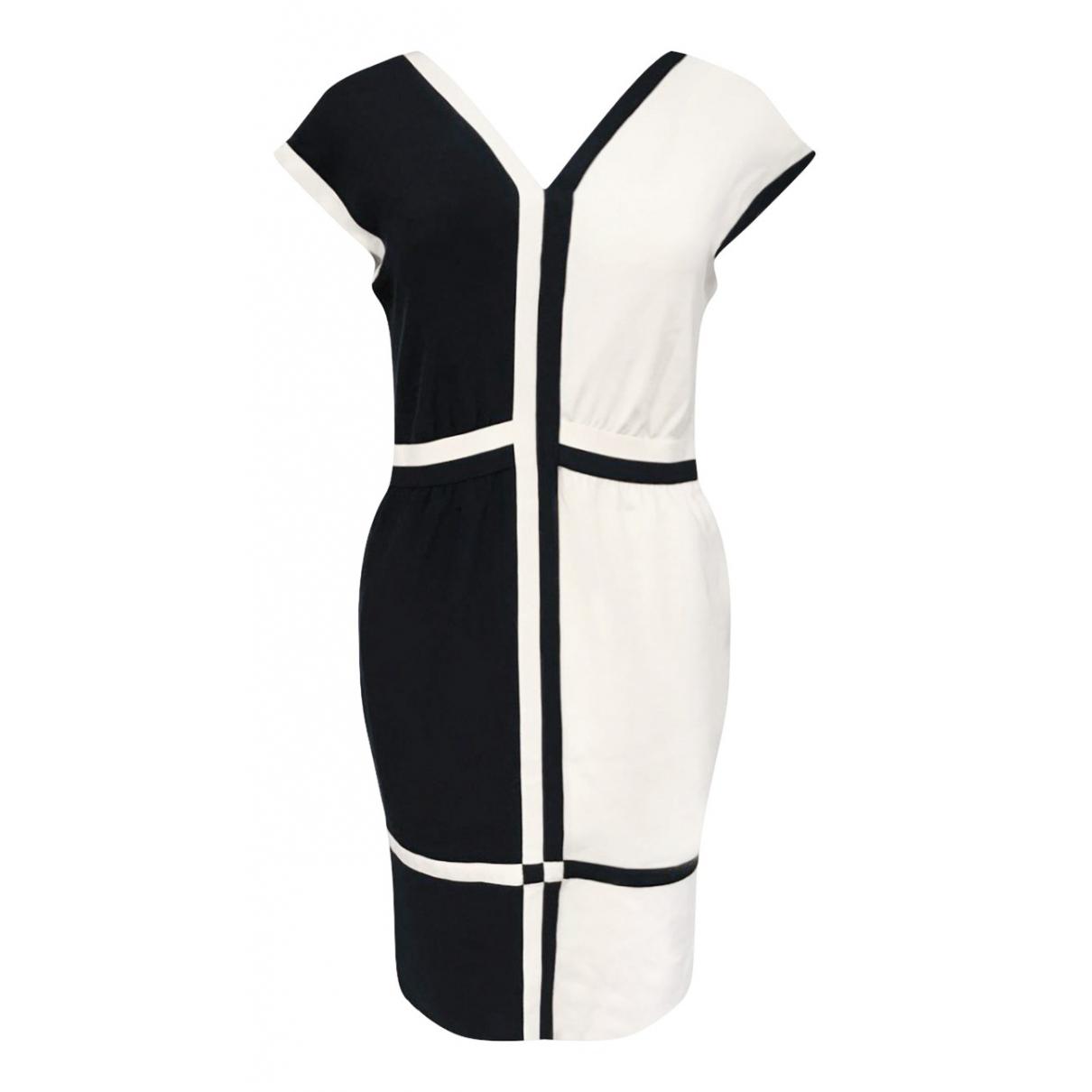 Chanel \N Kleid in  Ecru Viskose