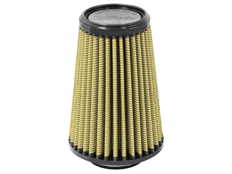 aFe POWER 72-25507 Magnum FLOW Pro GUARD7 Air Filter 2-1/2 F x 5 B x 3-1/2 T x 7 H in