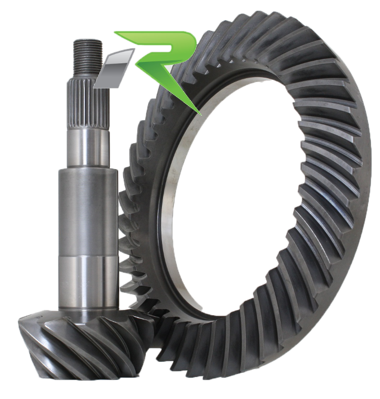 Revolution Gear and Axle D70-355 Dana 70 3.55 Ratio Ring and Pinion