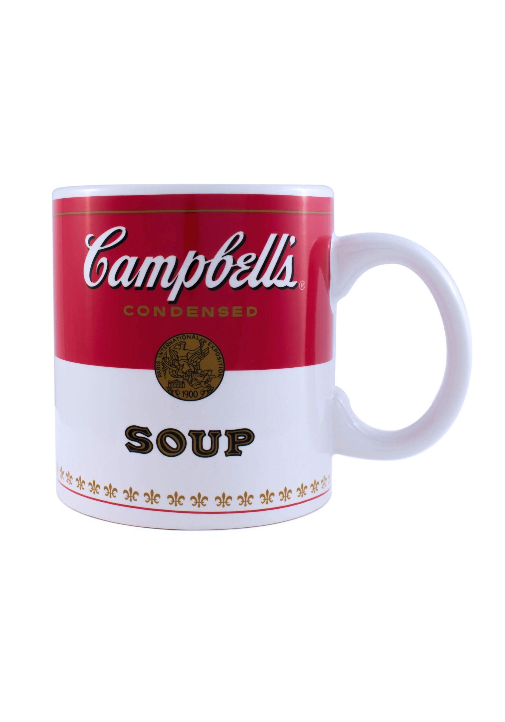 Campbell's Soup Label 20 oz Jumbo Ceramic Mug