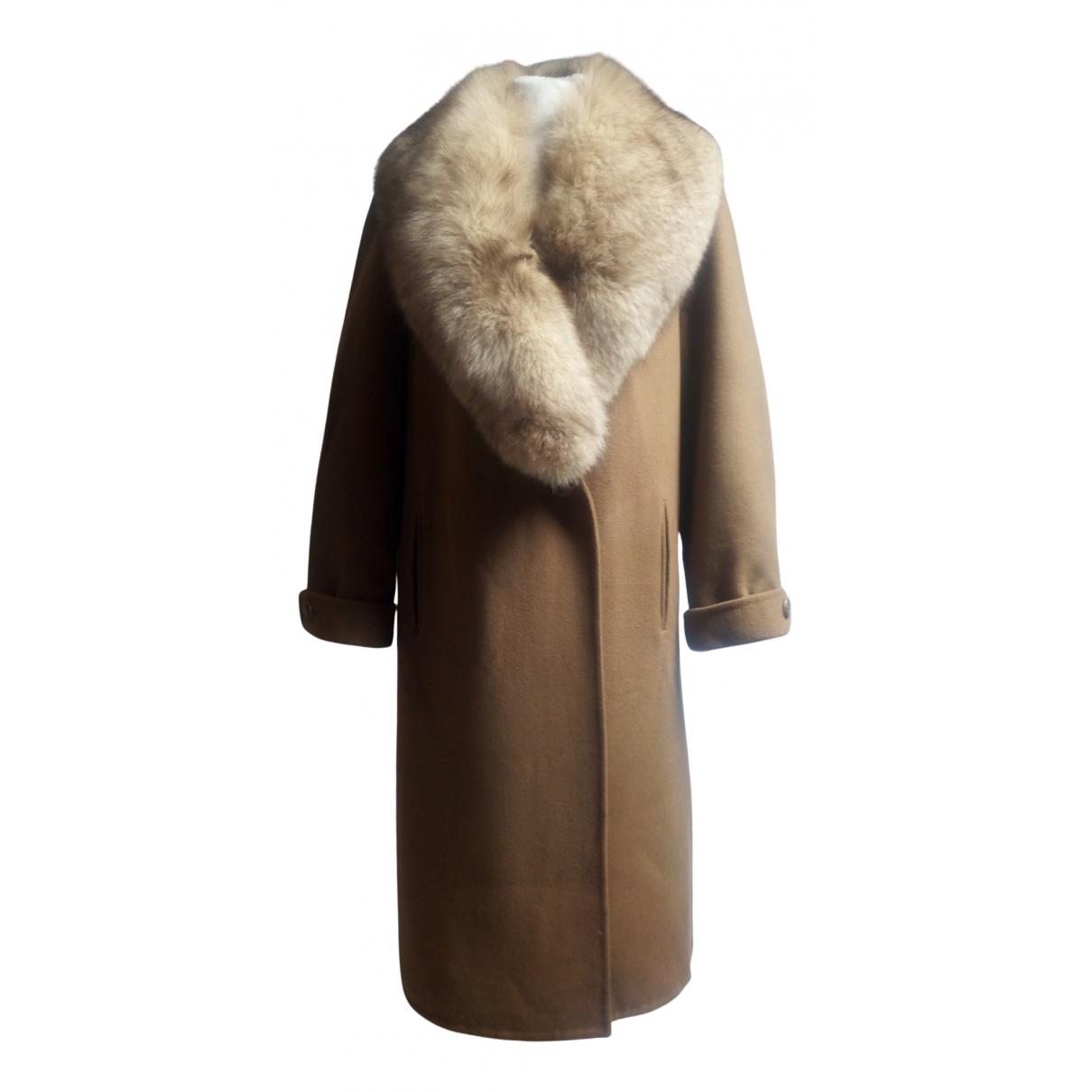 Max Mara \N Maentel in  Kamel Wolle