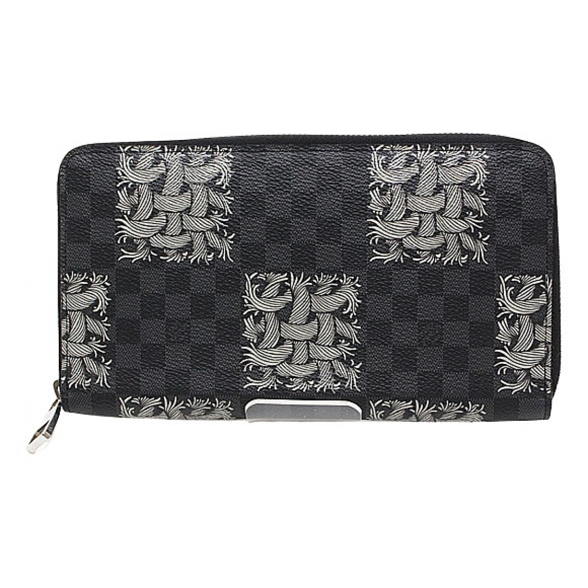 Louis Vuitton N Black Cloth Small bag, wallet & cases for Men N