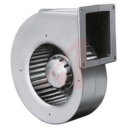 ebm-papst Centrifugal Fan 283 x 261 x 125mm, 400m³/h, 230 V AC (G2E180 Series)