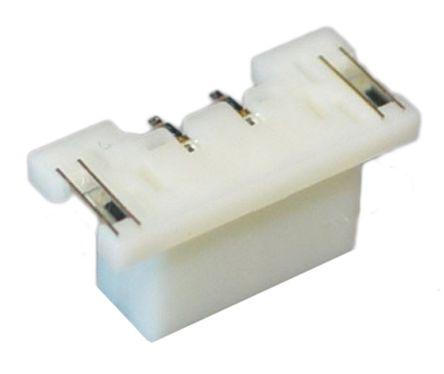 JST , LEX, 2 Way, 1 Row, Straight PCB Header (100)