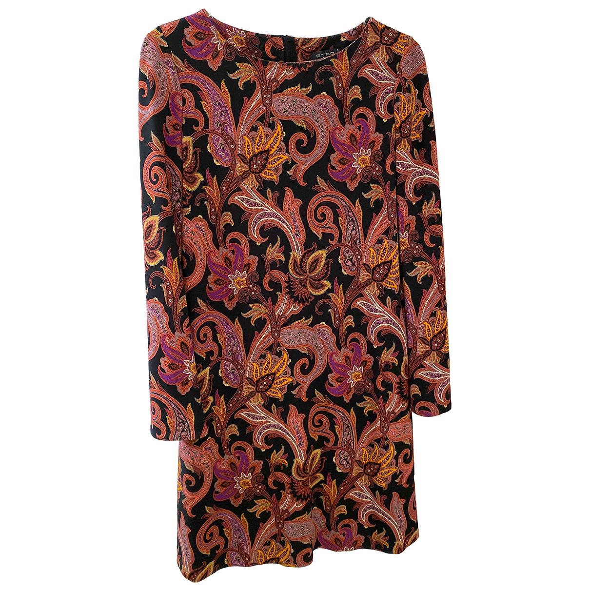 Etro - Robe   pour femme - violet