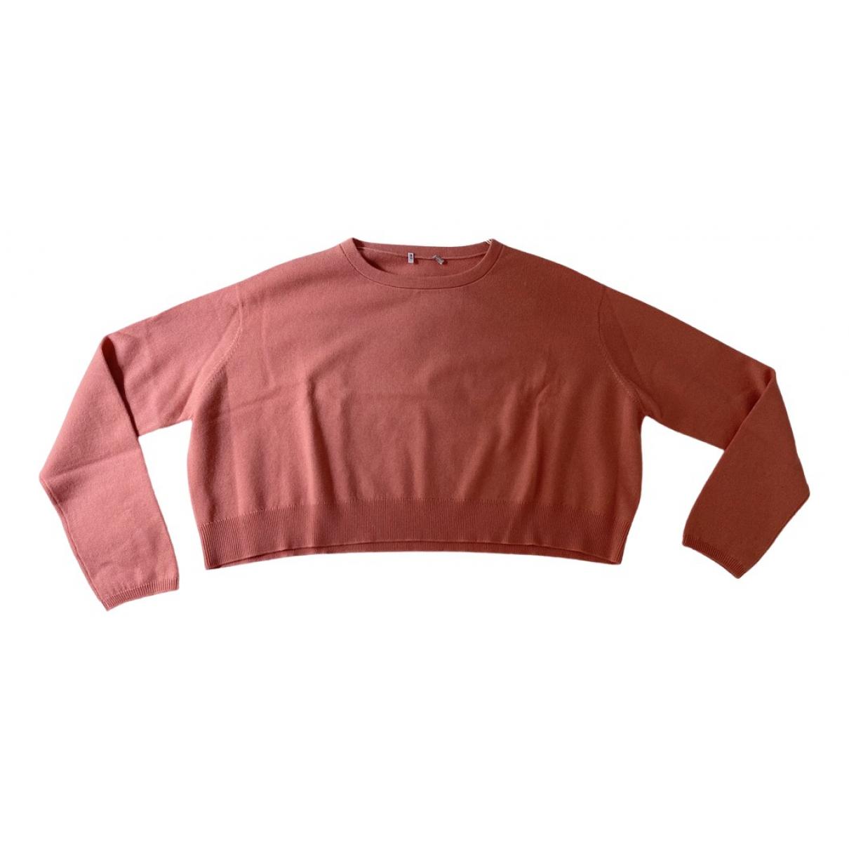 Brunello Cucinelli - Pull   pour femme en cachemire - rose