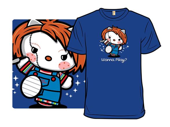 Hello Chucky T Shirt