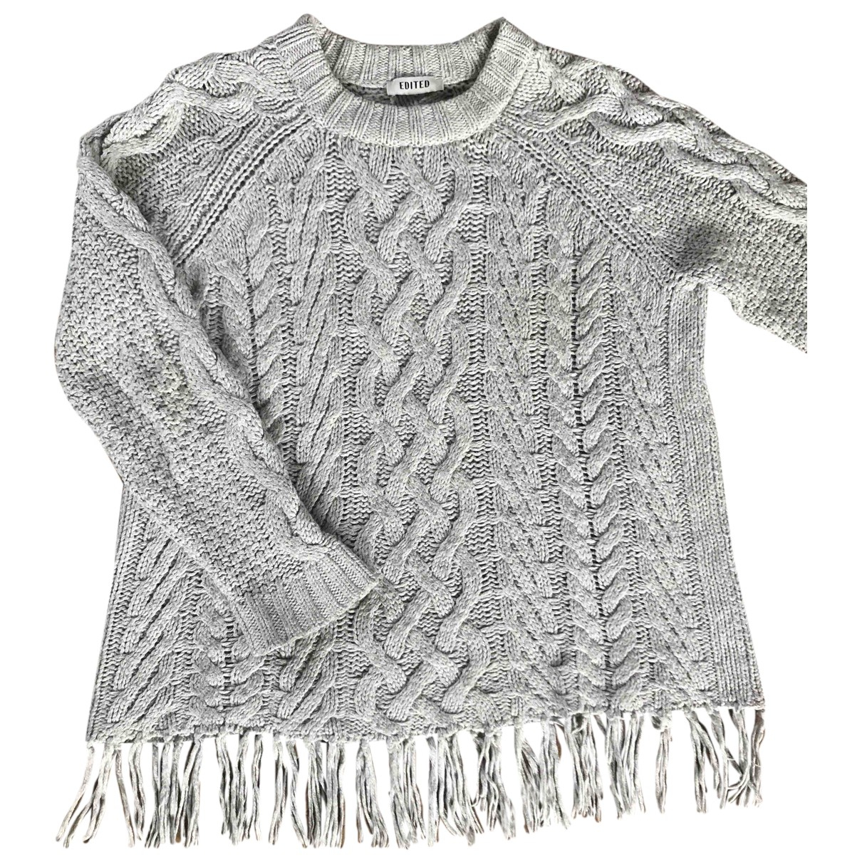 Edited - Pull   pour femme - gris