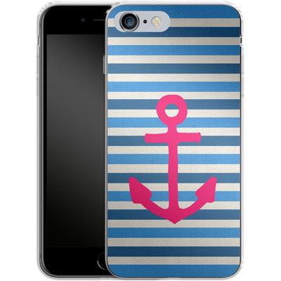 Apple iPhone 6 Plus Silikon Handyhuelle - Stay von Bianca Green