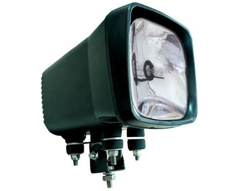 Vision-X Lighting V/X4003415 Black Housing 6600 Series 5.5 Inch HID Square Spot Beam