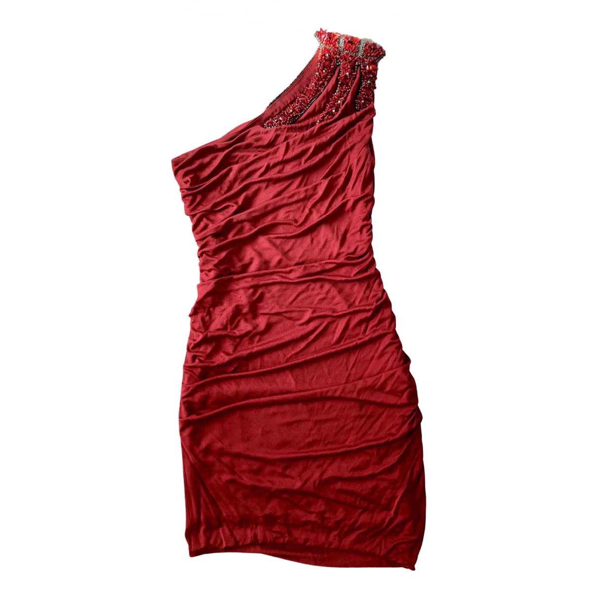 Jay Ahr - Robe   pour femme - rouge