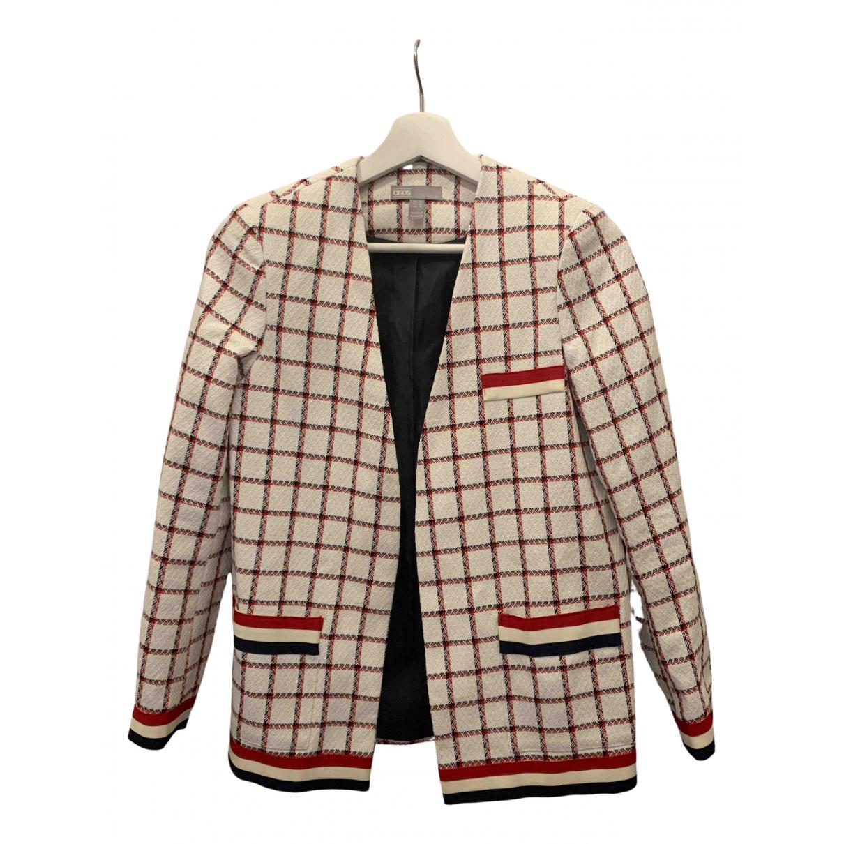 Asos N Multicolour Cotton jacket for Women 4 UK
