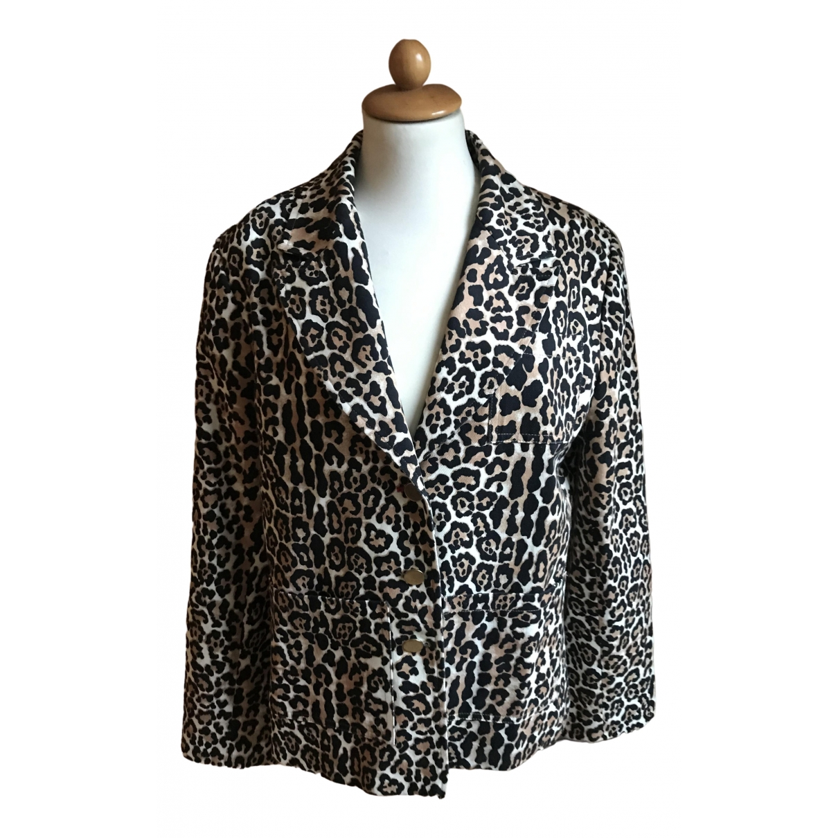Rika \N Cotton jacket for Women L International