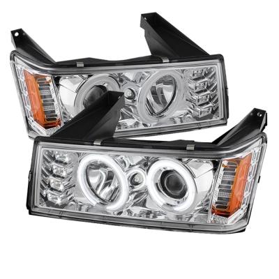 Spyder Auto Group CCFL Halo Projector Headlights - 5074133