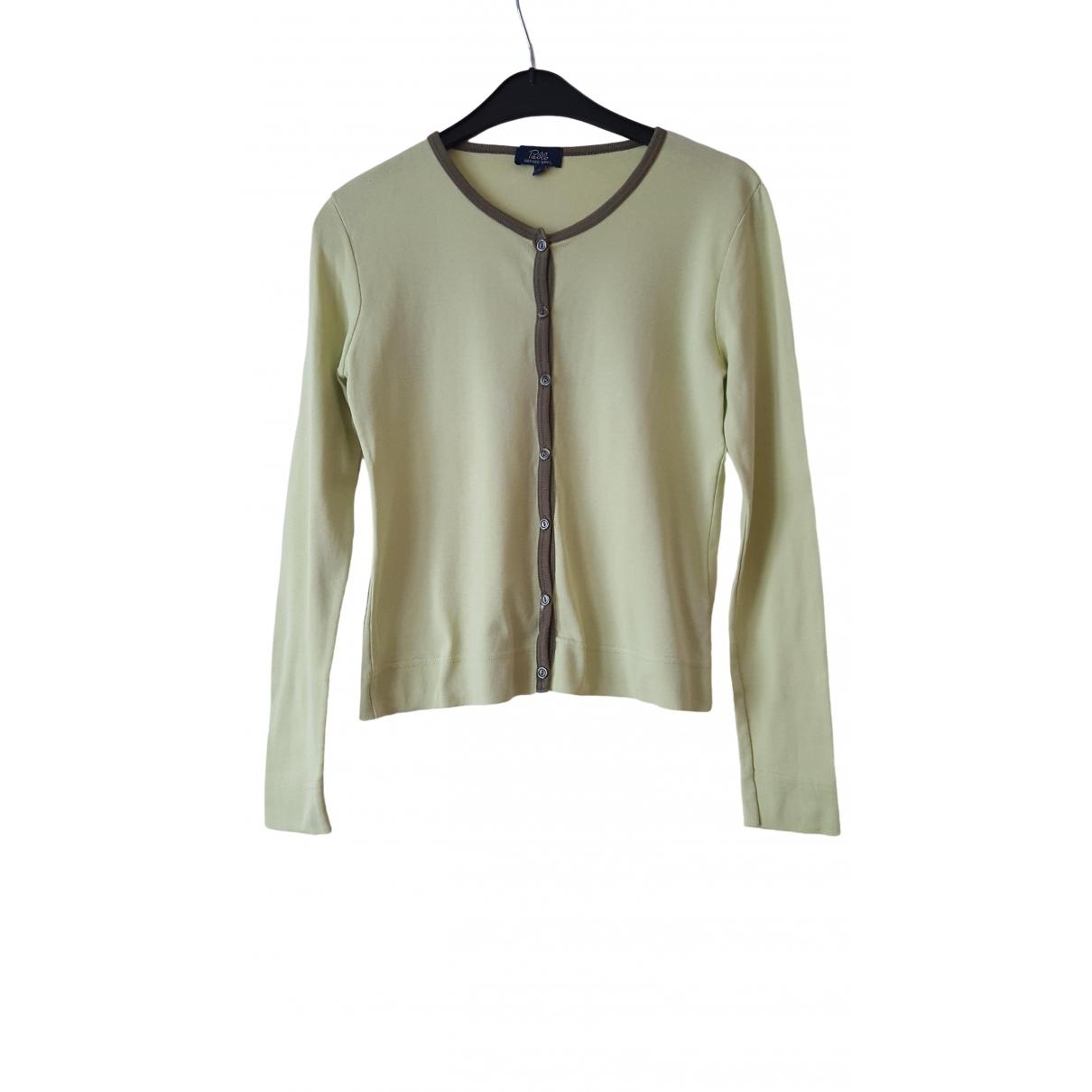 Pablo \N Green Cotton Knitwear for Women 36 FR