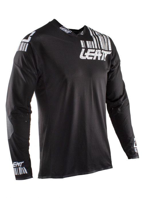Leatt 5020001053 Black GPX 5.5 Ultraweld Jersey X-Large