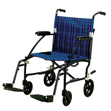Drive Medical Fly-Lite Aluminum Transport Chair - 1.0 ea