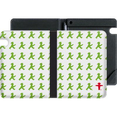 Amazon Kindle Voyage eBook Reader Huelle - Green AMPELMANN Pattern von AMPELMANN