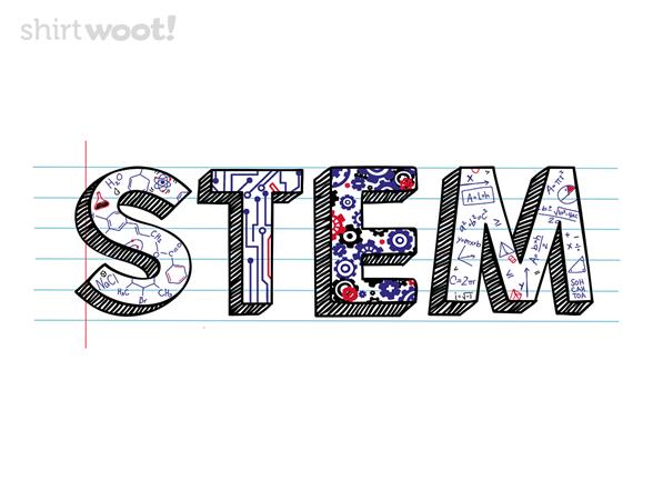 Stem Doodle T Shirt