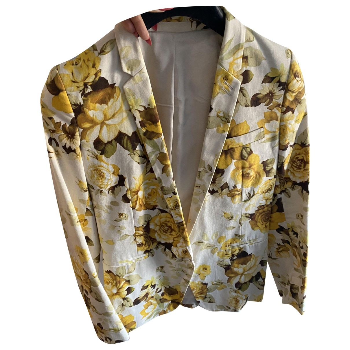 The Kooples \N Multicolour Cotton jacket for Women 34 FR