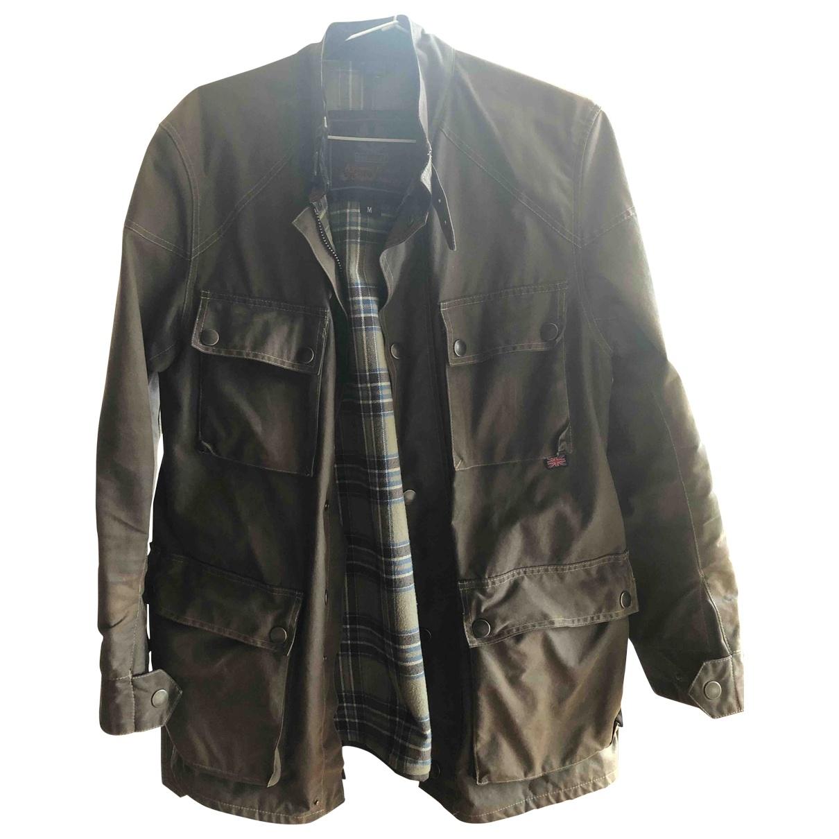 Belstaff \N Khaki jacket  for Men M International