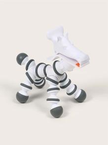 1pc Zebra Shaped Phone Holder
