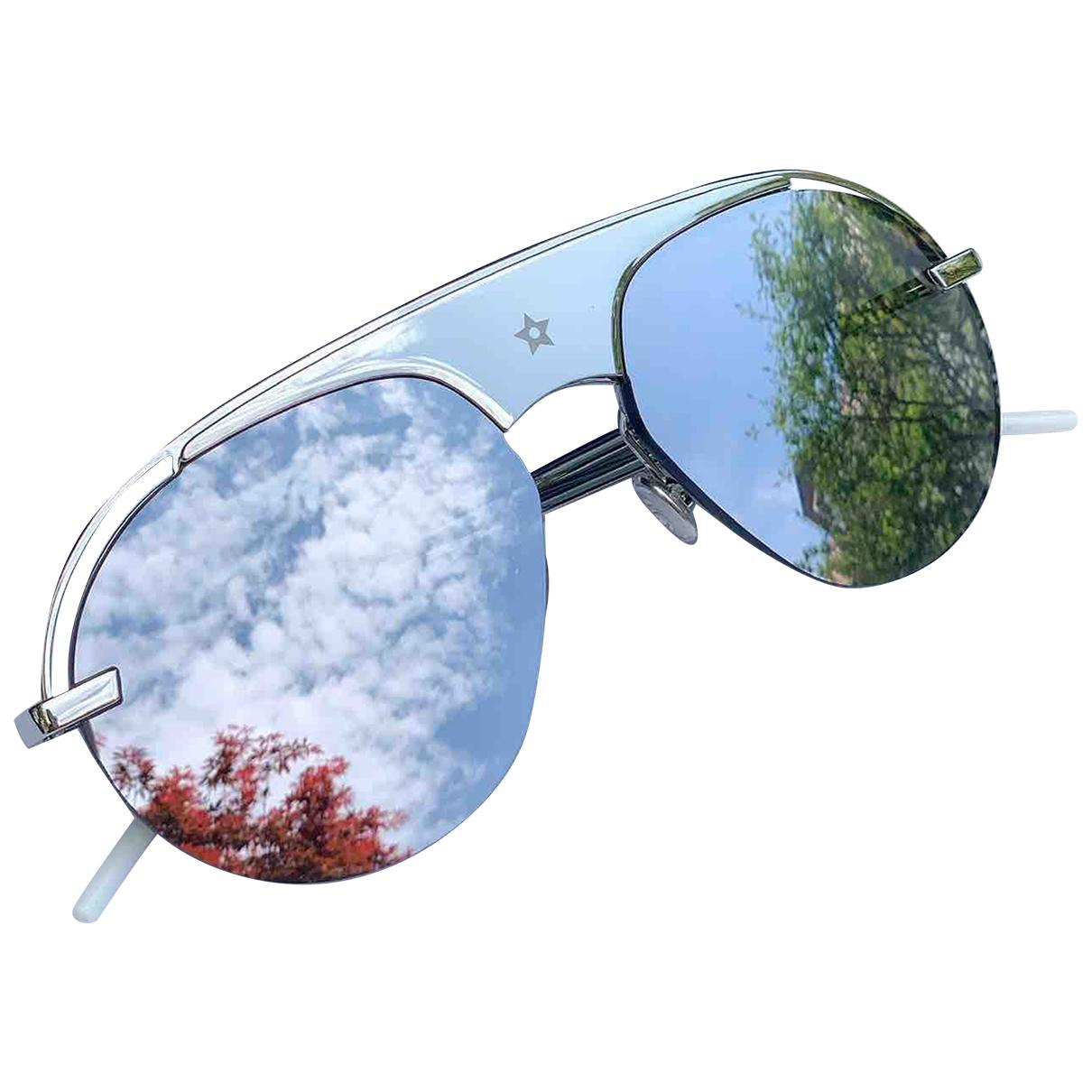 Dior Dio(r)evolution Sonnenbrillen in  Silber Metall