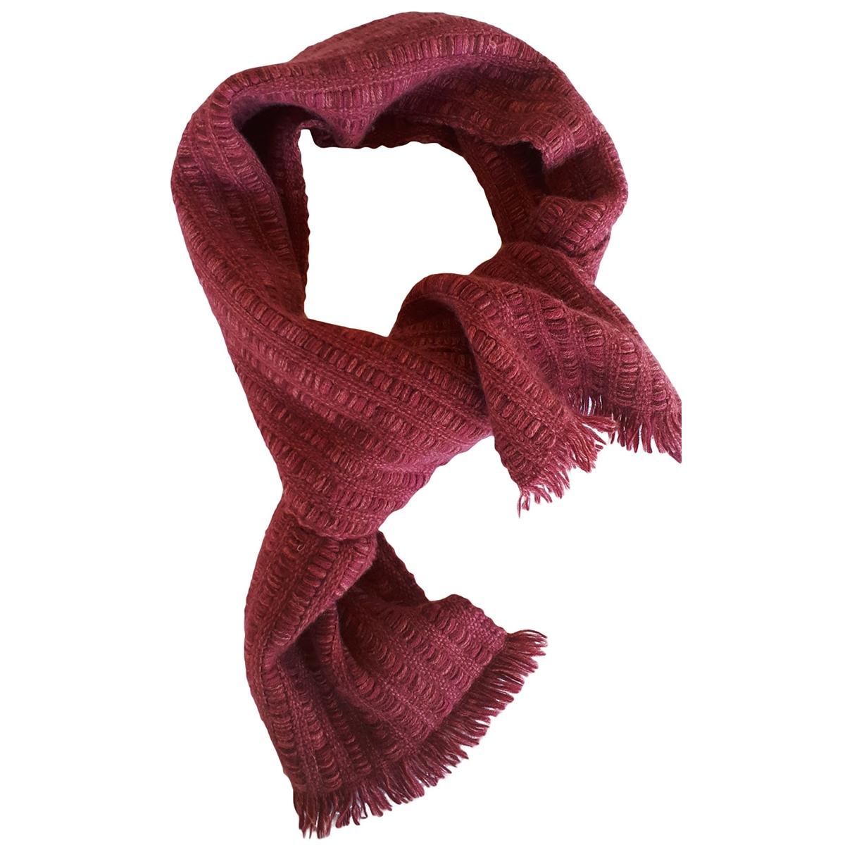 Loro Piana - Foulard   pour femme en cachemire - rose
