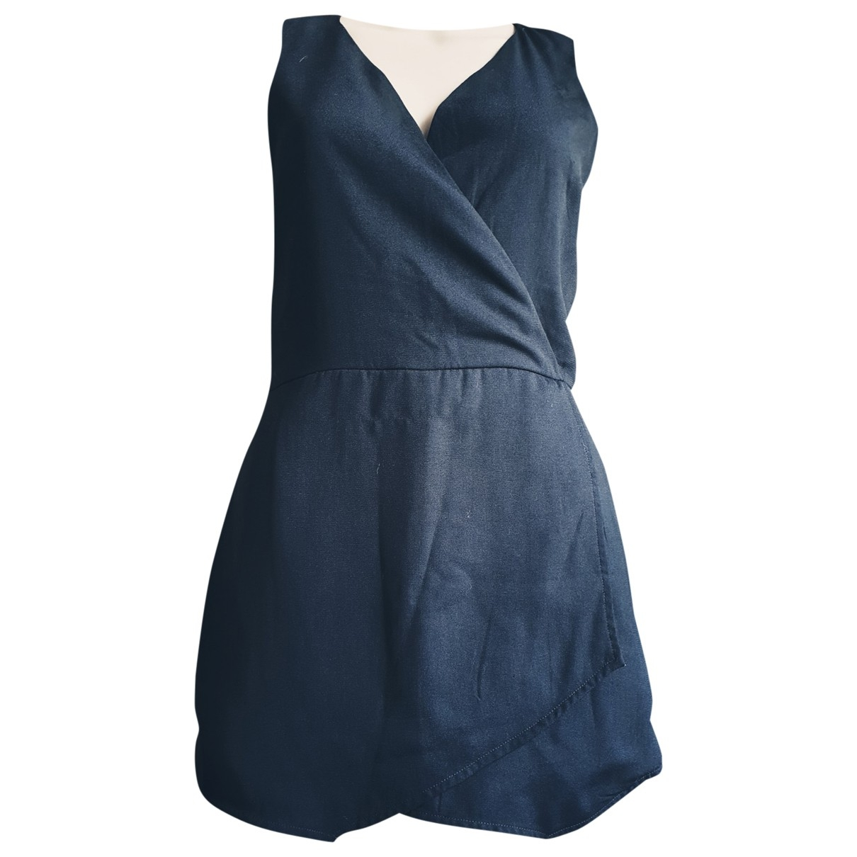 Abercrombie & Fitch \N Kleid in  Schwarz Polyester
