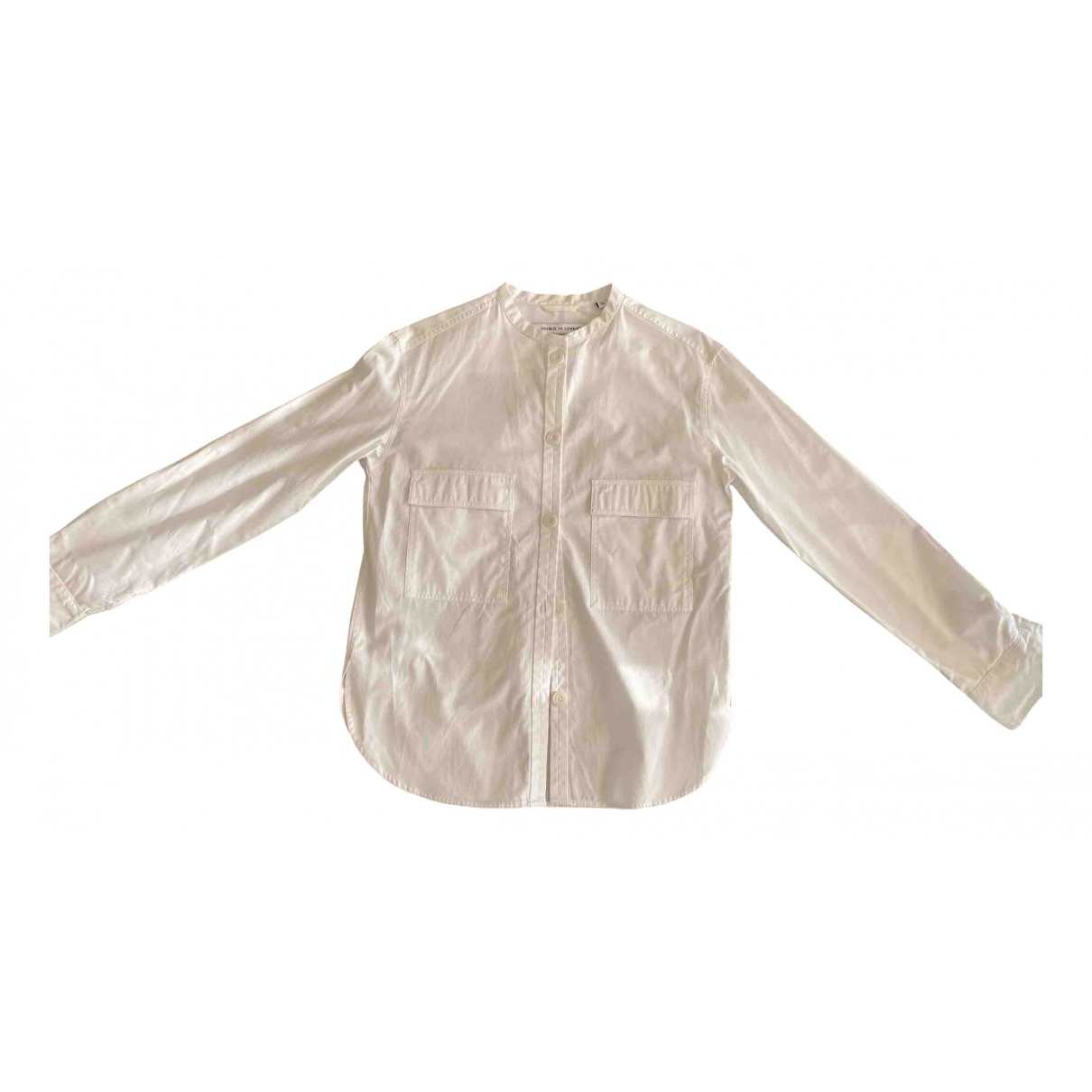 Lemaire X Uniqlo N White Cotton  top for Women S International