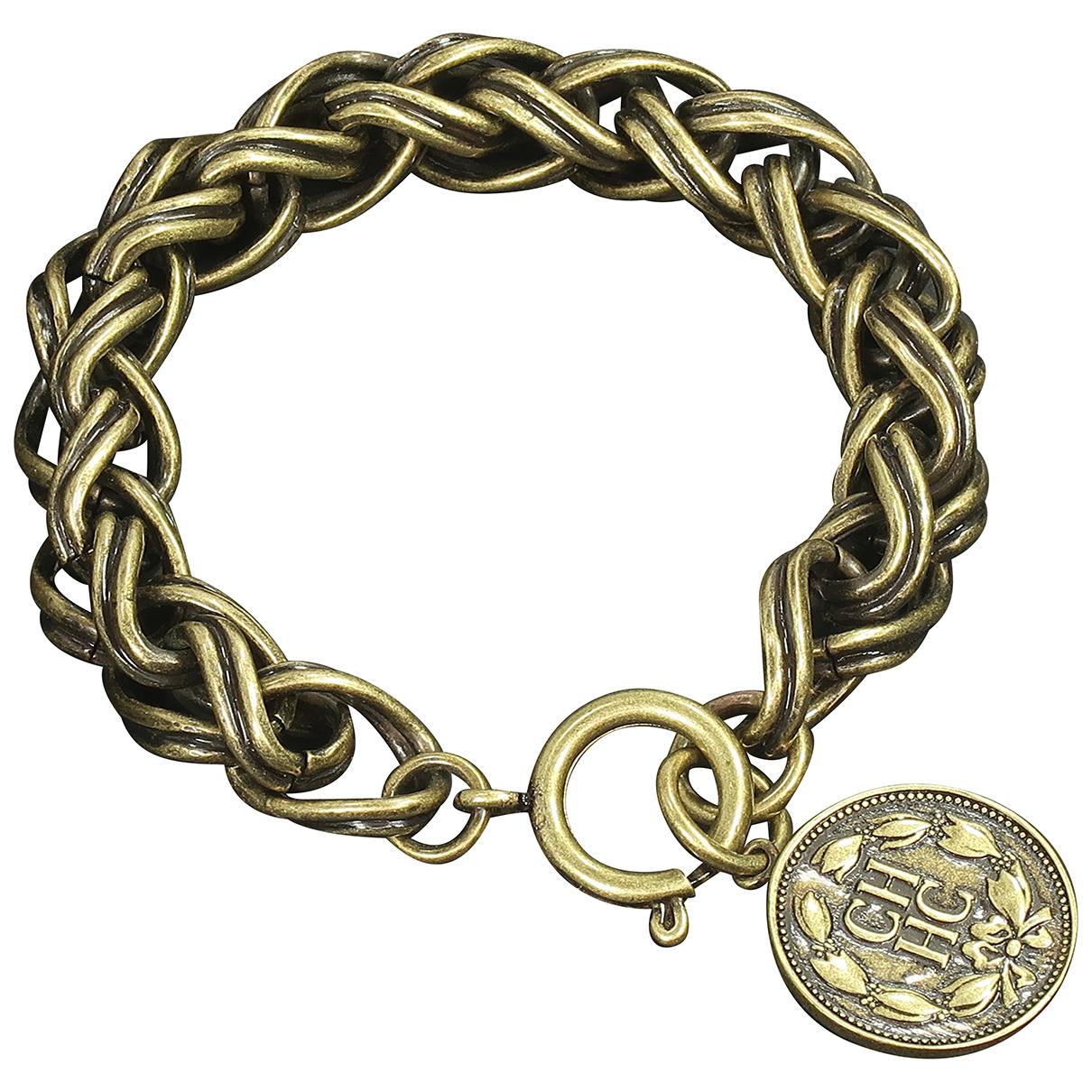 Carolina Herrera \N Armband in  Gold Metall