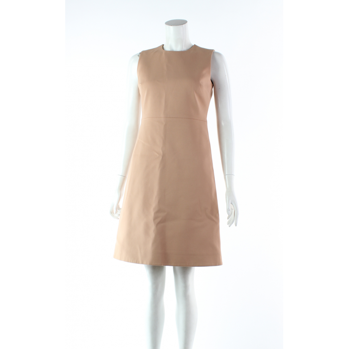 Victoria, Victoria Beckham \N Kleid in  Rosa Baumwolle