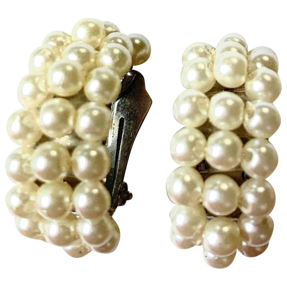 Pendientes de Perlas Non Signe / Unsigned