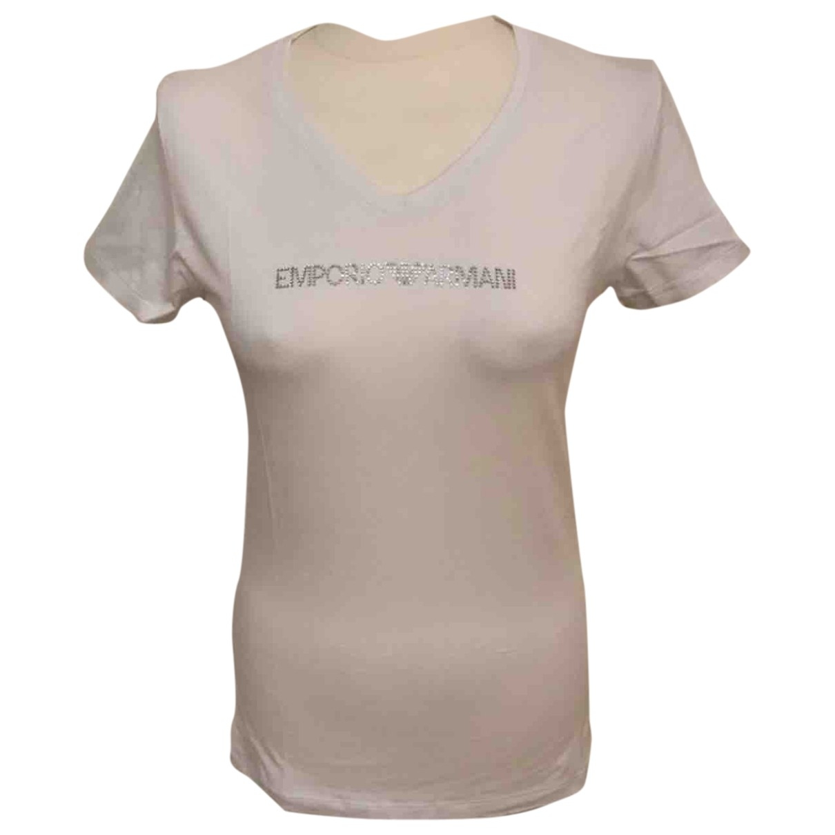Emporio Armani \N White  top for Women S International