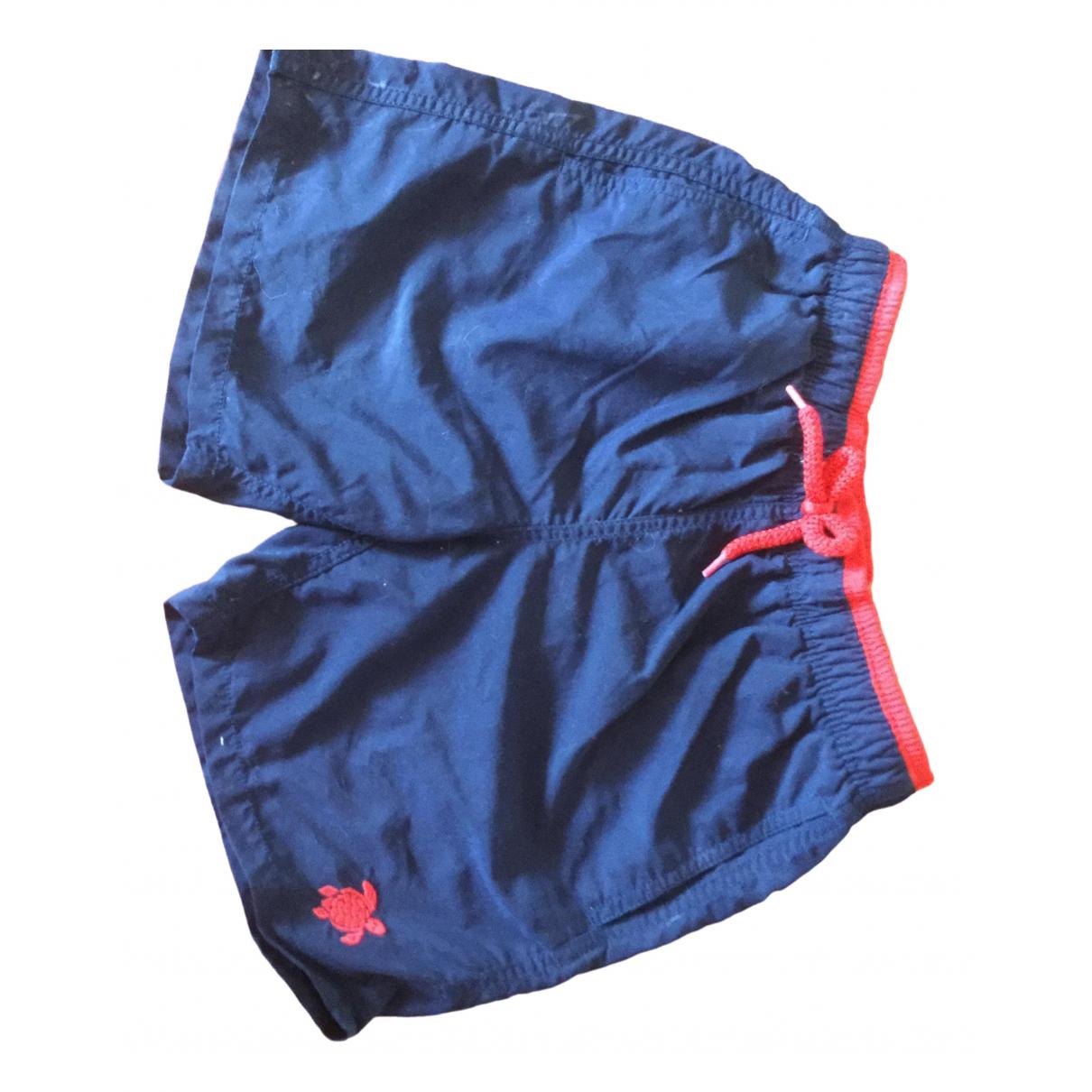 Vilebrequin \N Shorts in  Blau Baumwolle